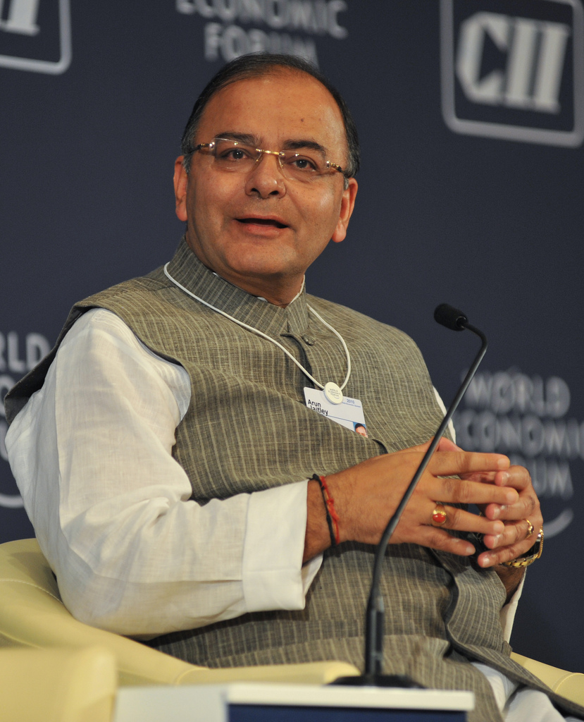 Fostering Public Leadership - World Economic Forum - India Economic Summit 2010